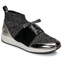 Chaussures Femme Baskets basses JB Martin KASSIE SOCKS Noir