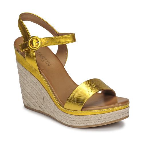 Chaussures Femme Sandales et Nu-pieds JB Martin LIVE Sun