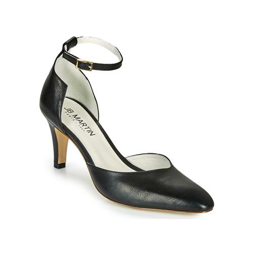 Chaussures Femme Escarpins JB Martin NATACHA Noir
