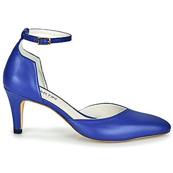Chaussures Femme Escarpins JB Martin NATACHA Bleu