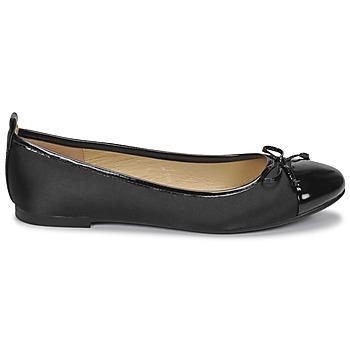 Chaussures Femme Ballerines / babies JB Martin OLSEN Noir