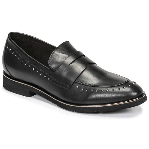 Chaussures Femme Mocassins JB Martin POWERS Noir