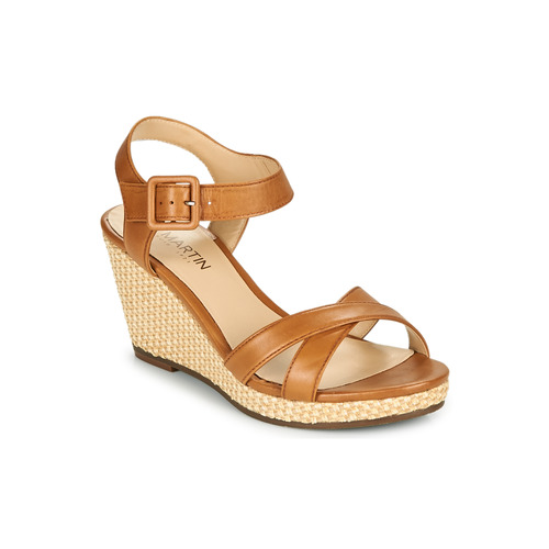Chaussures Femme Sandales et Nu-pieds JB Martin QUERIDA Colonial