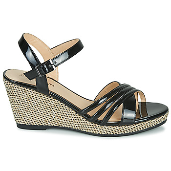 Chaussures Femme Sandales et Nu-pieds JB Martin QUOLIDAY Sable