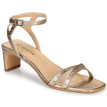 Chaussures Femme Sandales et Nu-pieds JB Martin RAINBOWS Stone