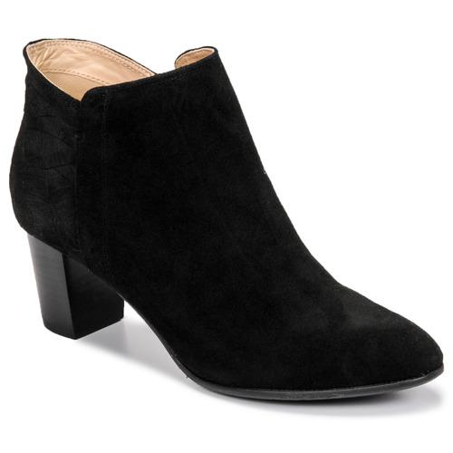 Chaussures Femme Bottines JB Martin 2TABADA Noir