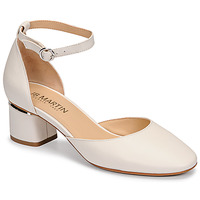 Chaussures Femme Escarpins JB Martin TARAH Nappa naturel