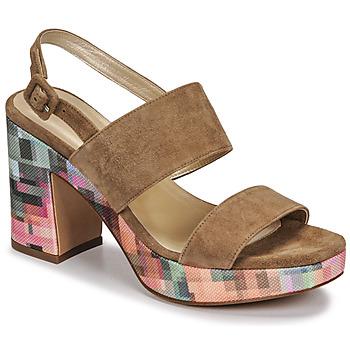 Chaussures Femme Sandales et Nu-pieds JB Martin XIAO Sahara
