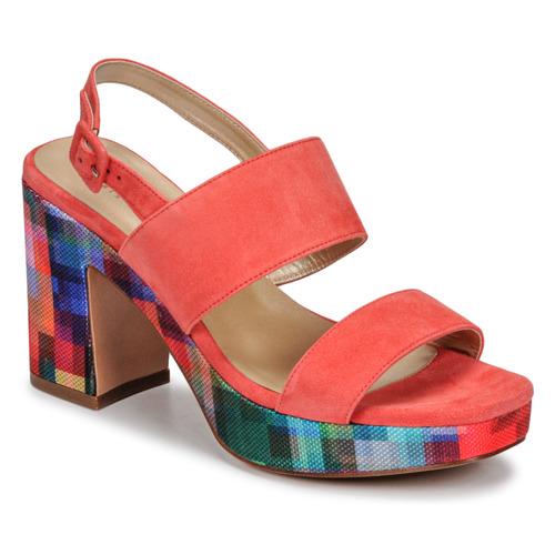 Chaussures Femme Sandales et Nu-pieds JB Martin XIAO Sunlight