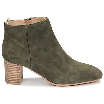 Chaussures Femme Bottines JB Martin ALIZE Olive