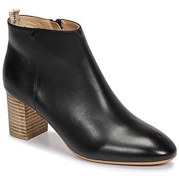 Chaussures Femme Bottines JB Martin ALIZE Noir