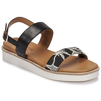 Chaussures Femme Sandales et Nu-pieds JB Martin BENGALI Noir