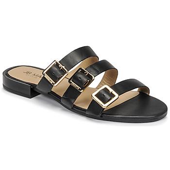 Chaussures Femme Sandales et Nu-pieds JB Martin BEKA Noir