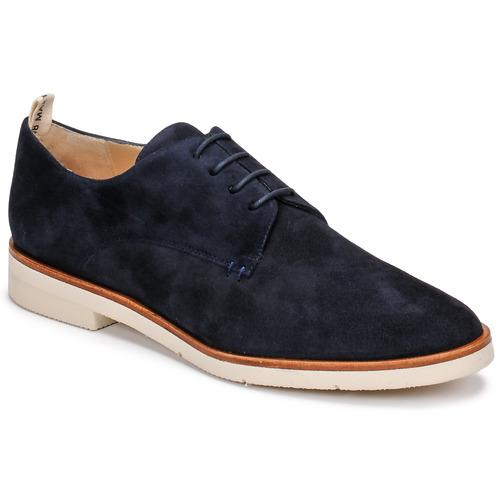 Chaussures Femme Derbies JB Martin FILO Marine
