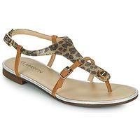 Chaussures Femme Sandales et Nu-pieds JB Martin GAELIA Argan