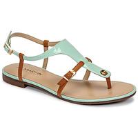 Chaussures Femme Sandales et Nu-pieds JB Martin GAELIA Azur