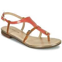 Chaussures Femme Sandales et Nu-pieds JB Martin GAELIA Corail