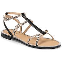 Chaussures Femme Sandales et Nu-pieds JB Martin GRIOTTES Blanc