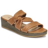 Chaussures Femme Sandales et Nu-pieds JB Martin JAM Tan