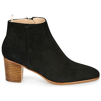 Chaussures Femme Bottines JB Martin LILOSI Noir