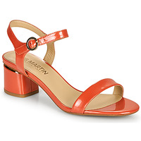 Chaussures Femme Sandales et Nu-pieds JB Martin MALINA Corail