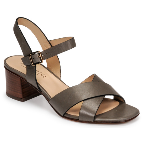 Chaussures Femme Sandales et Nu-pieds JB Martin OXIA Olive