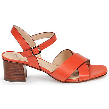 Chaussures Femme Sandales et Nu-pieds JB Martin OXIA Papaye