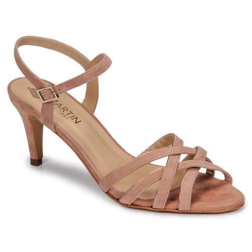 Chaussures Femme Escarpins JB Martin PIRIA Fard