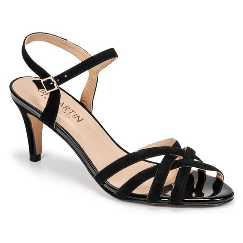 Chaussures Femme Escarpins JB Martin PIRIA Noir