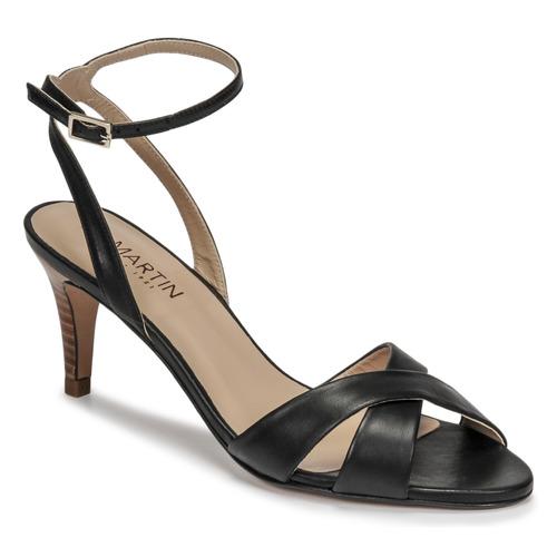 Chaussures Femme Escarpins JB Martin POETIE Noir