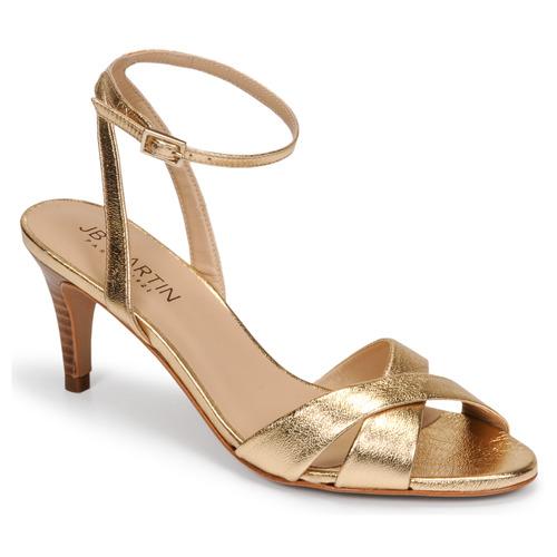 Chaussures Femme Escarpins JB Martin POETIE Argan