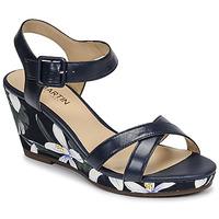 Chaussures Femme Sandales et Nu-pieds JB Martin QUERIDA E20 Marine