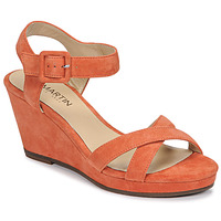 Chaussures Femme Sandales et Nu-pieds JB Martin QUERIDA Papaye