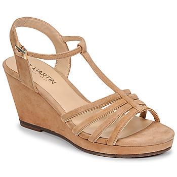 Chaussures Femme Sandales et Nu-pieds JB Martin QUIRA Sahara
