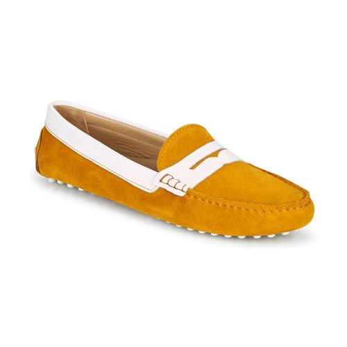 Chaussures Femme Mocassins JB Martin TABATA Soleil