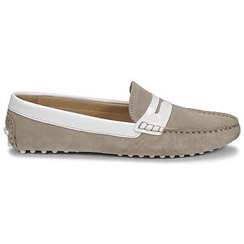 Chaussures Femme Mocassins JB Martin TABATA Lin