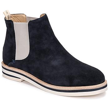Chaussures Femme Boots JB Martin XILANE Marine
