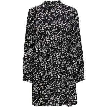 Vêtements Femme Robes courtes Jacqueline De Yong 15223914 Noir