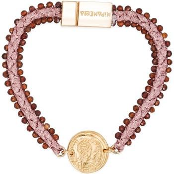 Bracelets Bracelet Conquistador pink M - Hipanema - Modalova