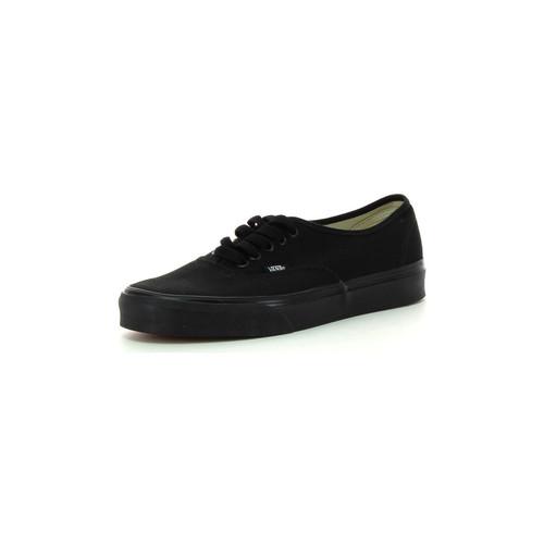 Chaussures Homme Baskets basses Vans Authentic black