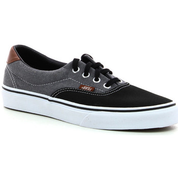 Chaussures Baskets basses Vans U Era 59 canvas/chambrey black