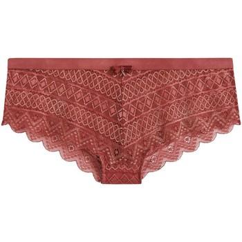 Sous-vêtements Femme Shorties & boxers Pommpoire Shorty caramel Espérance Marron