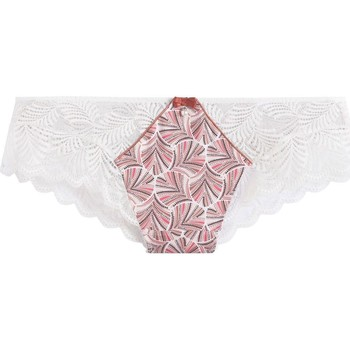 Sous-vêtements Femme Shorties & boxers Pommpoire Shorty rose Hawaï Rose