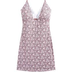Vêtements Femme Pyjamas / Chemises de nuit Pommpoire Nuisette rose Hawaï Rose
