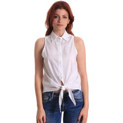 Vêtements Femme Tops / Blouses Fornarina SE174573CA1609 Blanc