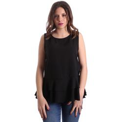 Vêtements Femme Tops / Blouses Gaudi 911FD45048 Noir