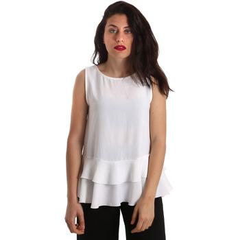 Vêtements Femme Tops / Blouses Gaudi 911FD45048 Blanc