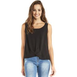 Vêtements Femme Tops / Blouses Gaudi 911BD45001 Noir