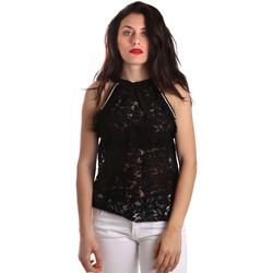 Vêtements Femme Tops / Blouses Gaudi 911BD45026 Noir