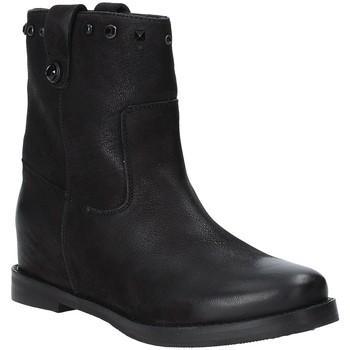 Chaussures Femme Bottines Apepazza 9FRSB01 Noir